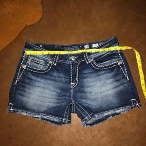 Miss Me Jean Shorts 29